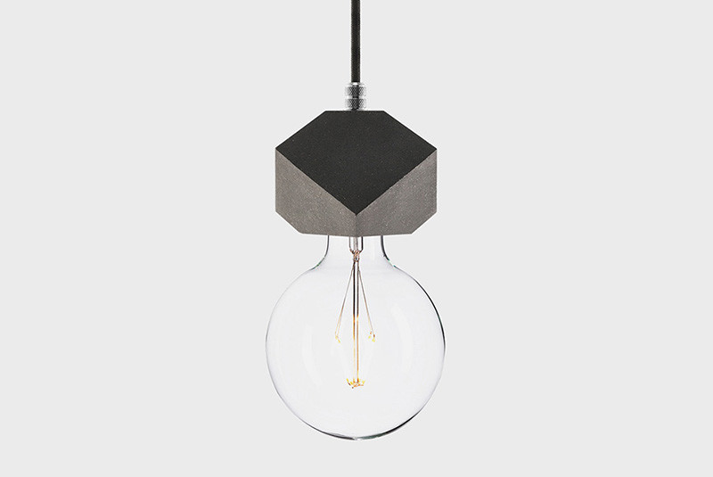 Latitude Подвесной светильник, LATITUDE Beton Makt black/aluminum latitude подвесной светильник latitude beton makt black aluminum