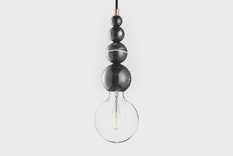 Latitude Подвесной светильник, LATITUDE Marmor Slipp nero/brass latitude подвесной светильник latitude beton bolti grey aluminum