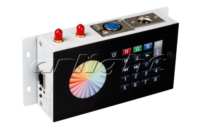 Arlight Контроллер DMX SR-2816WI Black (12V, WiFi, 8 зон) sr сумка для девочки 16007 black разноцветный sr