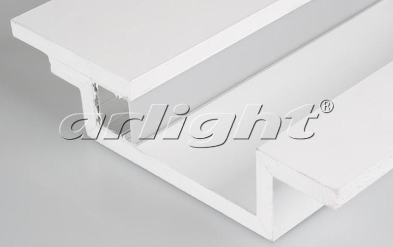 Arlight Декоративный Профиль 250 мм ARL-BAY-SQUARE-35-250 (ГКЛ 12.5мм)