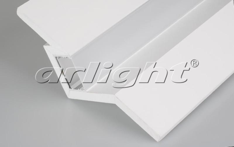 Arlight Декоративный Профиль 250 мм ARL-SLOT45-50-250 (ГКЛ 12.5мм) 250