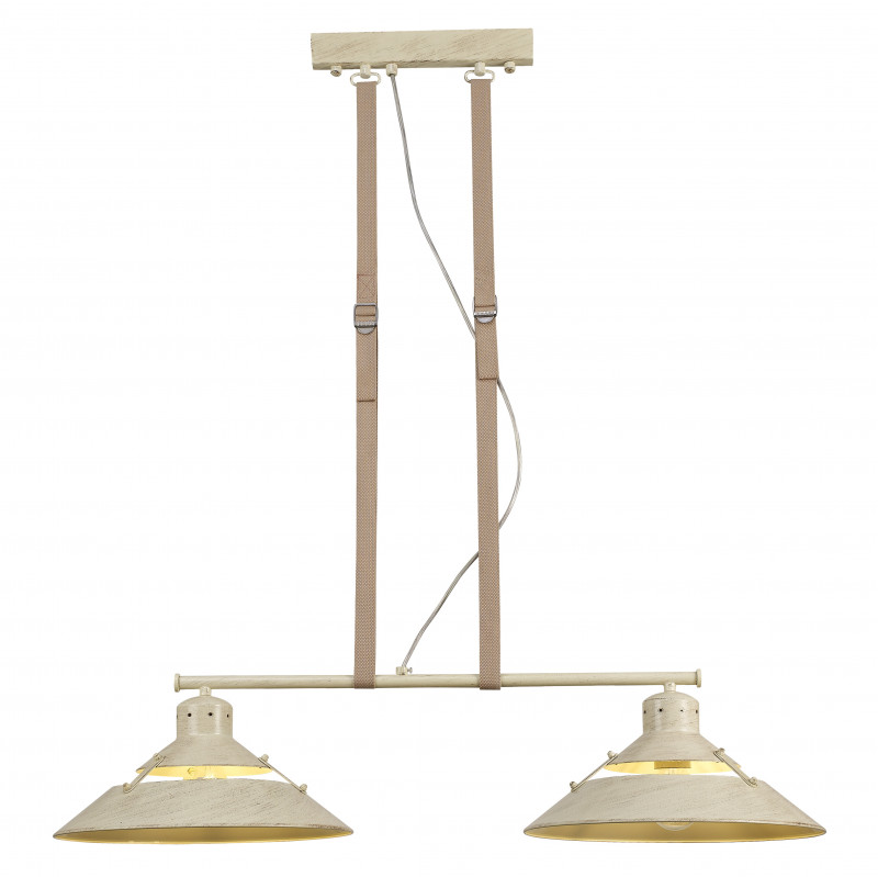 Mantra DOUBLE LAMP 2L LINE mantra wall lamp double