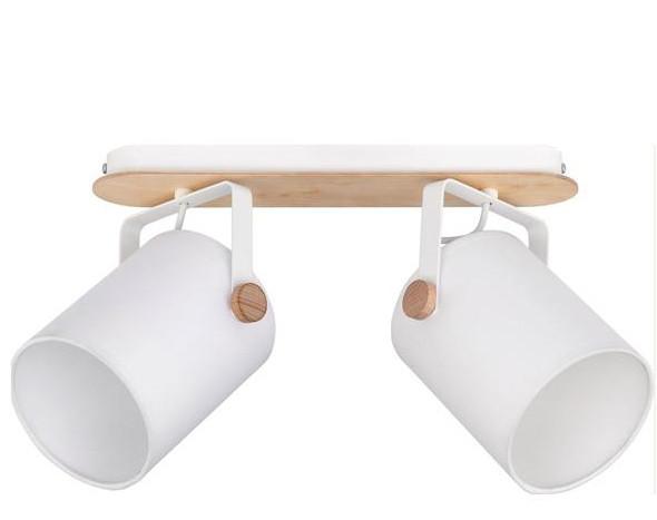 где купить TK Lighting Светильник с поворотными абажурами 1612 Relax White по лучшей цене