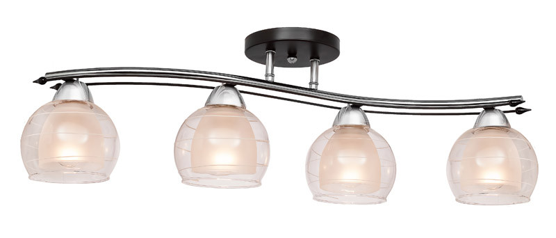 Silver Light Люстра потолочная Silver Light, cерия Delta, венге + хром 4XЕ27X60W бетоносмеситель delta бс2 160