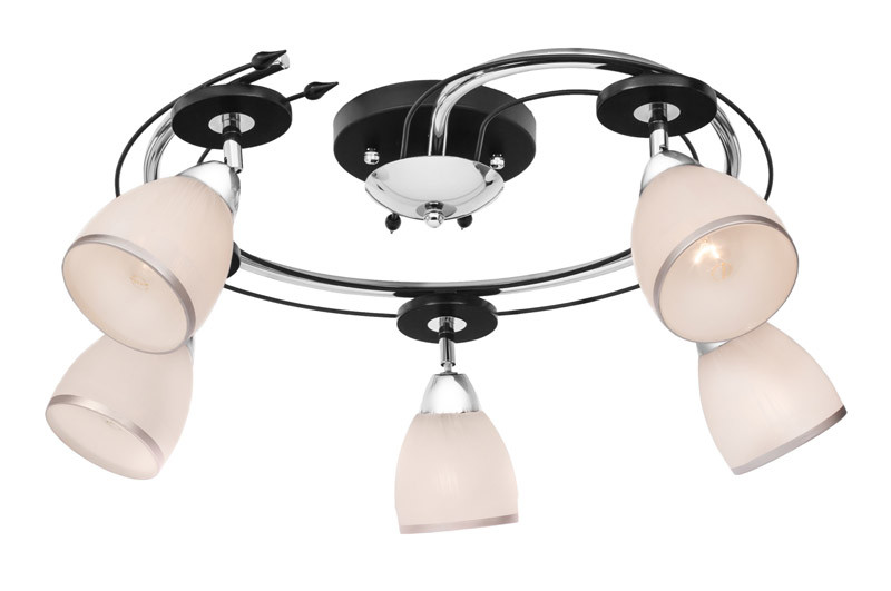 Silver Light Люстра потолочная Silver Light, венге+хром,5XЕ14X60W люстра потолочная silver light austerity 245 59 5