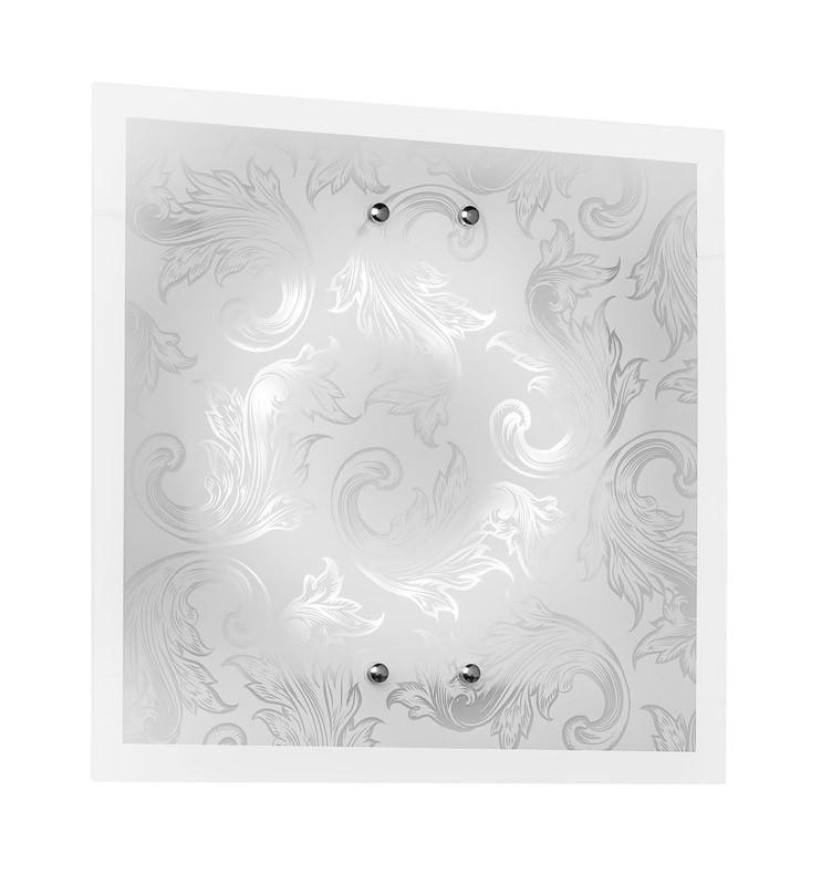 Silver Light Светильник настенно-потолочный Silver Light, металл+стекло, LED 15W 1200LM