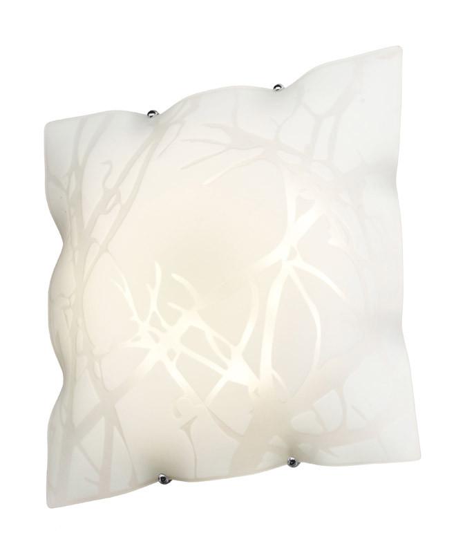 Silver Light Светильник настенно-потолочный Silver Light, серия Harmony, металл+стекло, LED 12W