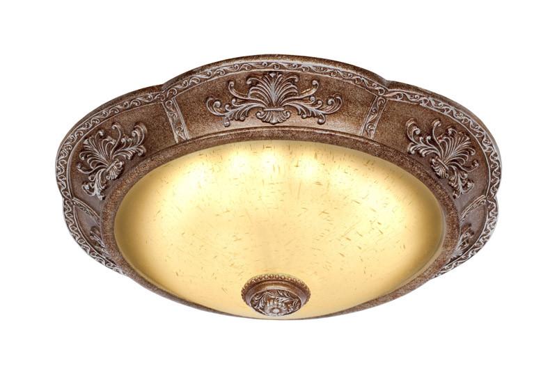 Silver Light Светильник настенно-потолочный Silver Light, серия Louvre, металл+стекло+полирезин, LED 15W