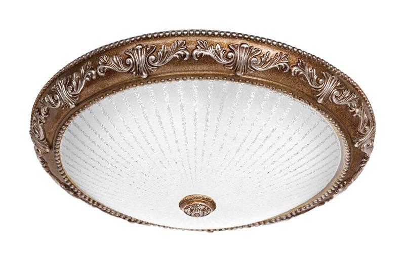 Silver Light Светильник настенно-потолочный Silver Light, серия Louvre, металл+стекло+полирезин, LED 24W