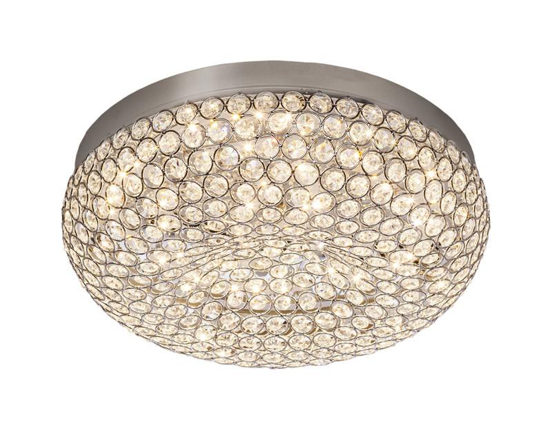 Silver Light Светильник настенно-потолочный Silver Light, серия Status, металл+стеклo, LED 36W pro svet light mini par led 312 ir