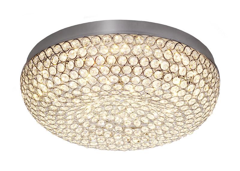 Silver Light Светильник настенно-потолочный Silver Light, серия Status, металл+стеклo, LED 48W pro svet light mini par led 312 ir
