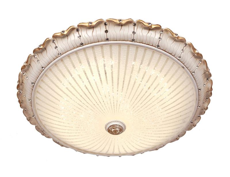 Silver Light Светильник настенно-потолочный Silver Light,серия Louvre, металл+стекло+полирезин, LED 24W
