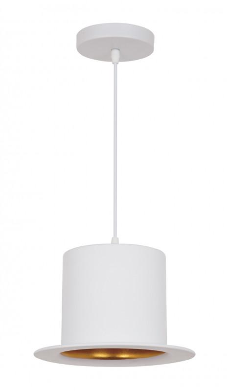 Odeon Light 3356/1 ODL17 113 белый/золотой Подвес E27 60W 220V CUPI кусачки усиленные по кафелю stayer 3356