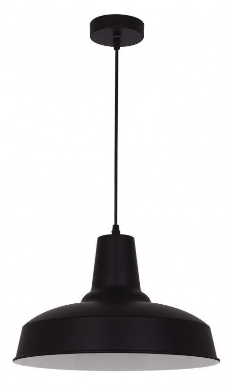 Odeon Light 3361/1 ODL17 101 черный Подвес E27 60W 220V BITS плитка настенная tivoli 27х40 см 1 08 м2