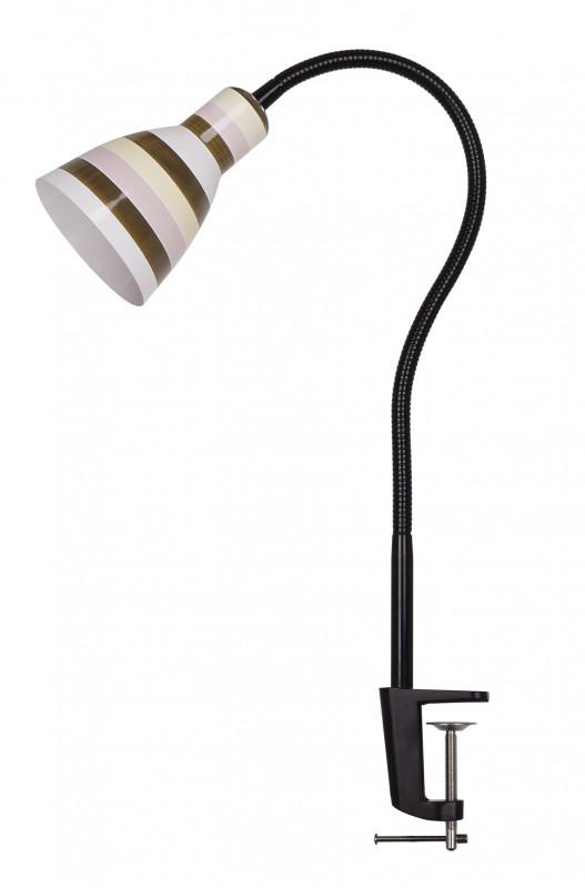 Odeon Light 3371/1T ODL17 835 цветная полоска, белый Настольная лампа E27 60W 220V PIKA snapdragon 835 vpervye protestirovan v benchmarke