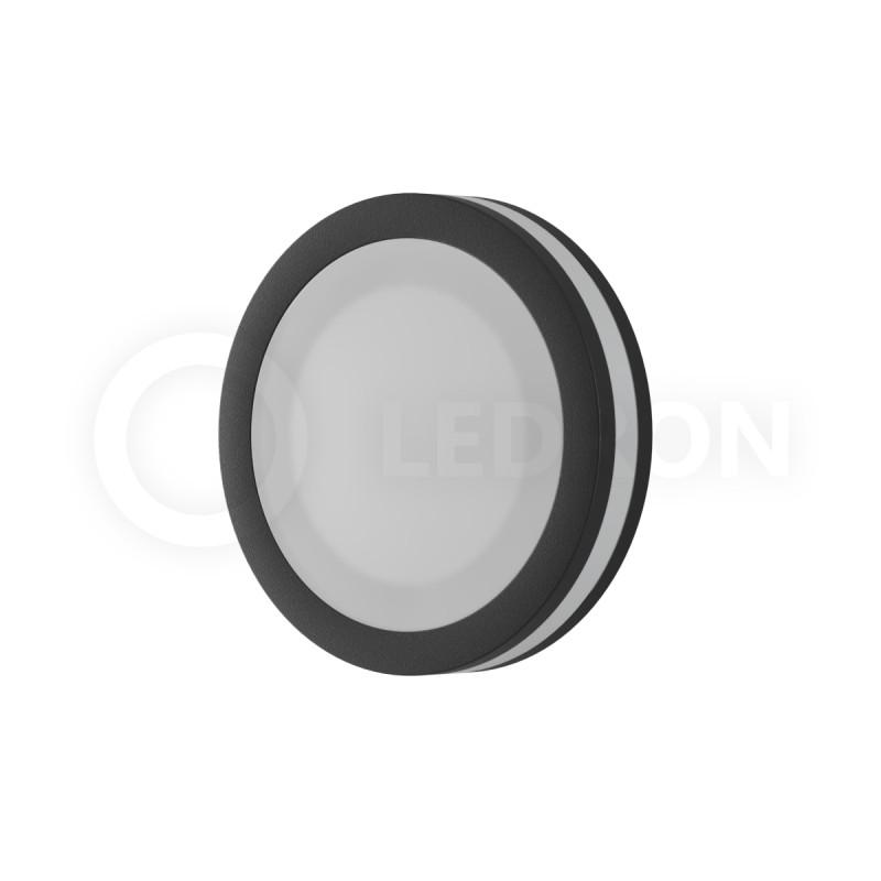 LeDron LIP0906-5W-Y 3000K BLACK