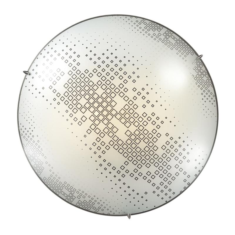 Sonex 3218 SN17 041 белый/черный Н/п светильник E27 3*60W 220V WINDS настенный светильник sonex 3218