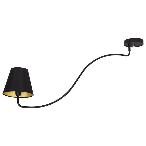 Nowodvorski SWIVEL BLACK I plafon