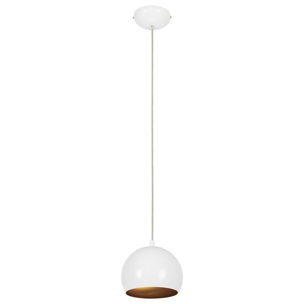 Nowodvorski BALL WHITE-GOLD I zwis nowodvorski ball white gold iii zwis