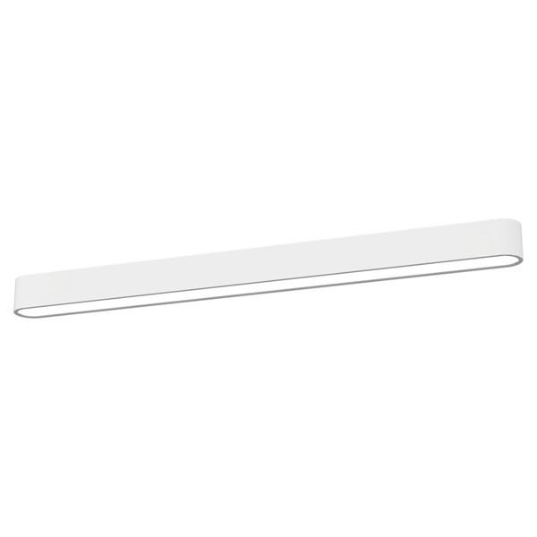 Nowodvorski SOFT WHITE 90 plafon nowodvorski swivel white vi plafon