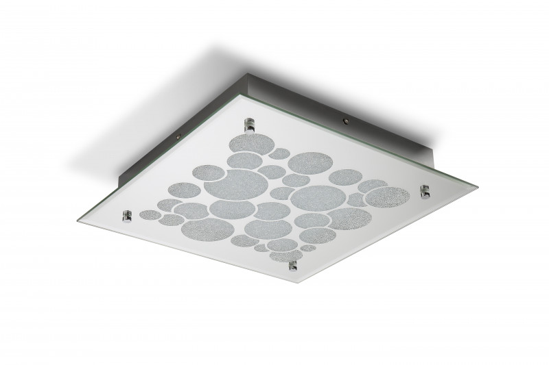 Mantra LED CEILING SQUARED - 23W dashing diva time squared