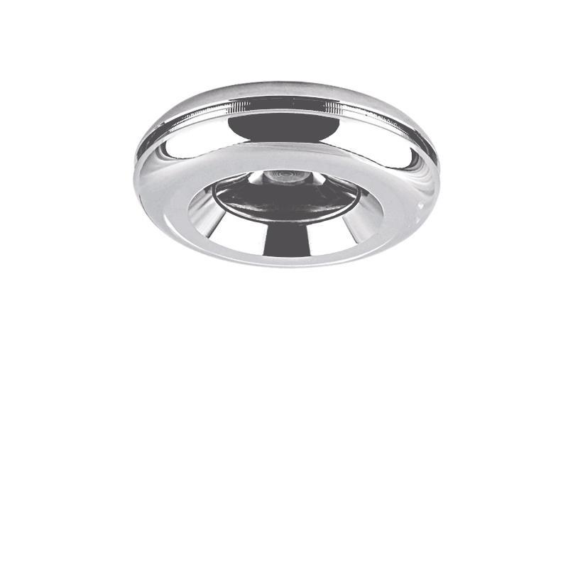 Lightstar 071014*** Светильник PIANO LED MICRO 1W 80LM ХРОМ 4200K (в комплекте), шт