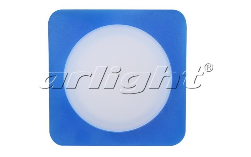 Arlight Светодиодная панель LTD-80x80SOL-B-5W Warm White светодиодная лента 015997 arlight
