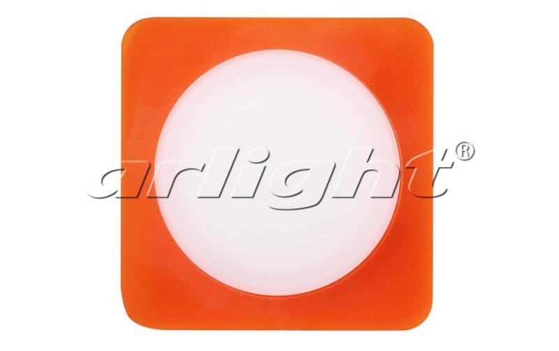 Arlight Светодиодная панель LTD-80x80SOL-R-5W Warm White светодиодная лента 015997 arlight