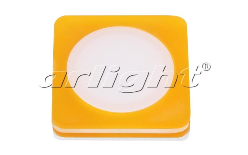 Arlight Светодиодная панель LTD-80x80SOL-Y-5W Warm White светодиодная лента 015032 arlight
