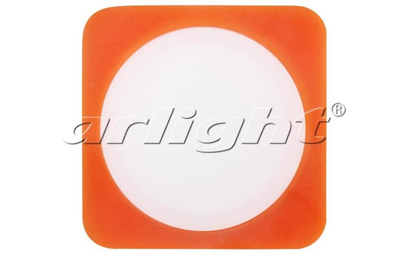 Arlight Светодиодная панель LTD-95x95SOL-R-10W Warm White светодиодная лента 015032 arlight