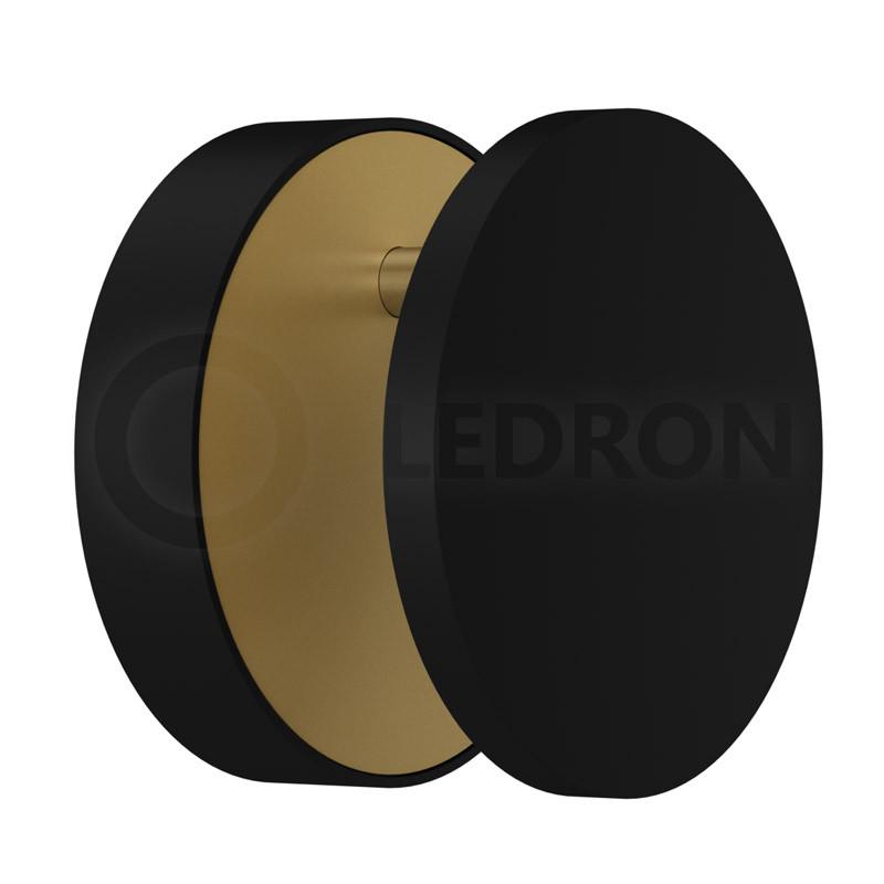 Фото LeDron UFO G2 BLACK/GOLD. Купить с доставкой