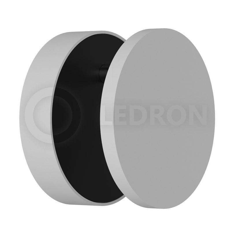 LeDron UFO G2 WHITE/BLAC ledron lb13 white