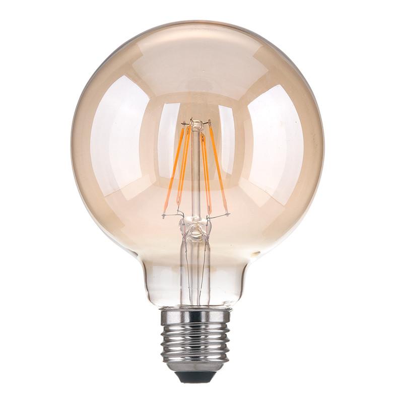 Elektrostandard Classic F 6W 3300K E27 лампа светодиодная филаментная classic f e14 6w 3300k шар золотой 4690389108303