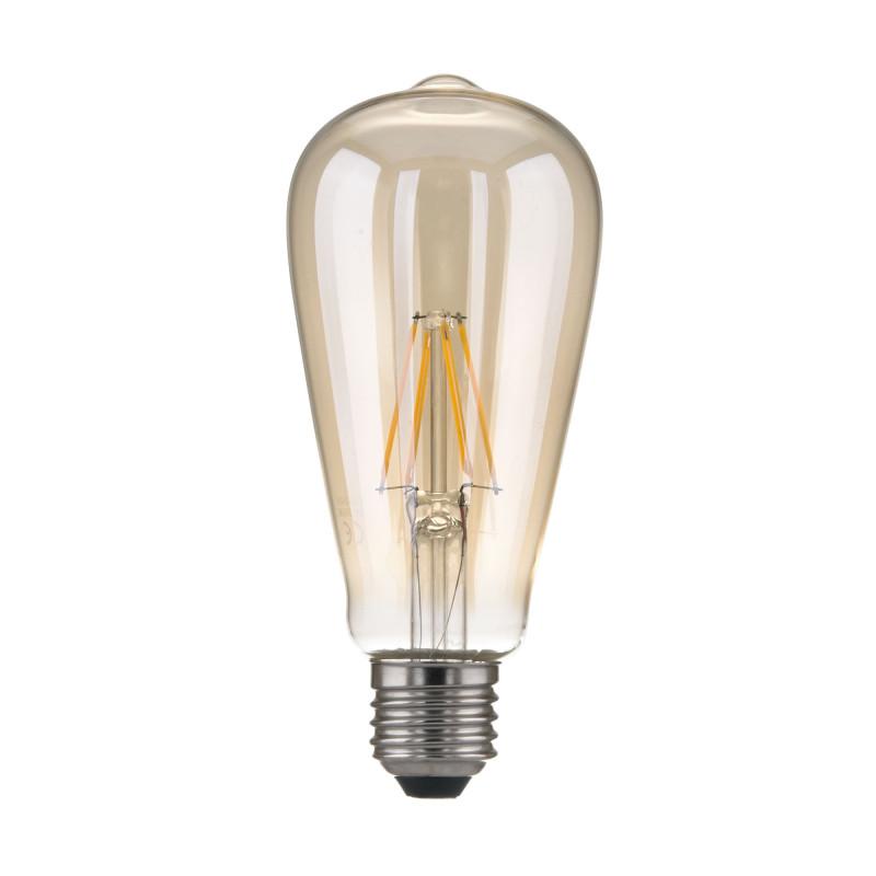 Elektrostandard Classic FD 6W 3300K E27 elektrostandard лампа светодиодная elektrostandard classic груша матовая e27 12w 3300k 4690389085789