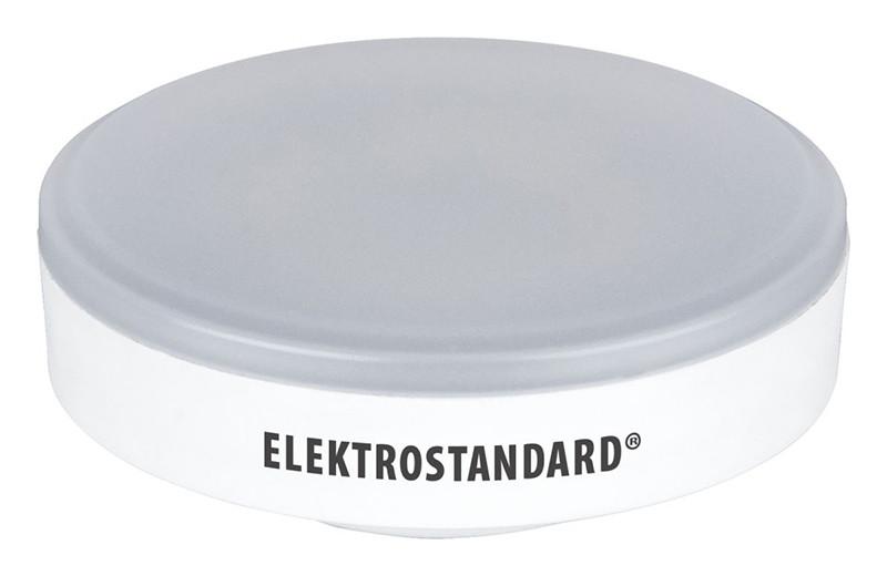 Elektrostandard GX53 LED PC 5W 4200K elektrostandard лампа светодиодная elektrostandard свеча прозрачная e14 5w 4200k 4690389085895