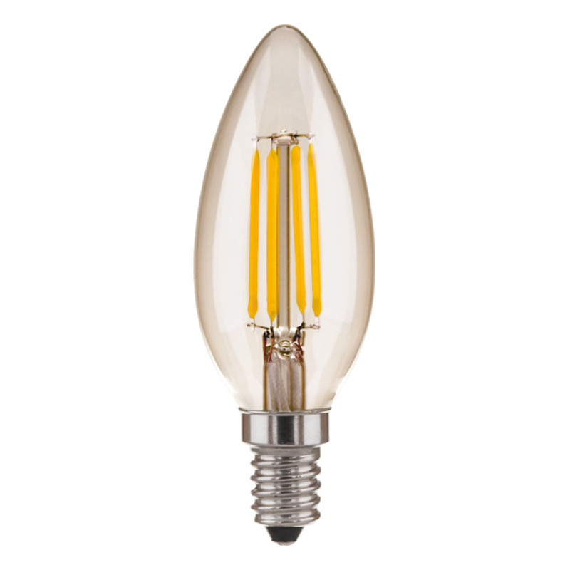 Elektrostandard Свеча CD F 5W 4200K E14 elektrostandard лампочка elektrostandard led c37 cd 6w 3300k e14