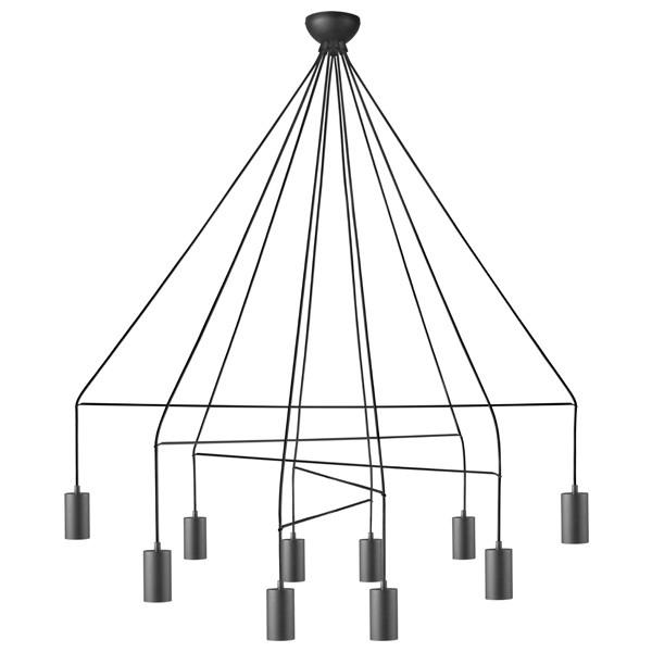 Nowodvorski IMBRIA BLACK X подвесной светильник nowodvorski imbria black 9680