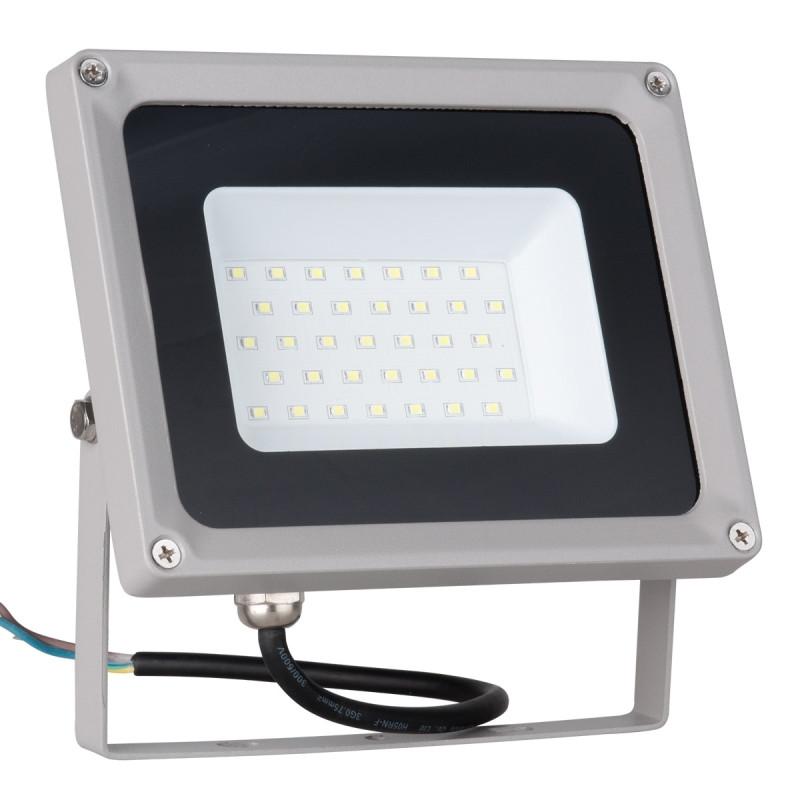Elektrostandard 006 FL LED 30W 6500K IP65 elektrostandard лампа светодиодная elektrostandard свеча на ветру сdw led d 6w 3300k e14 4690389085505