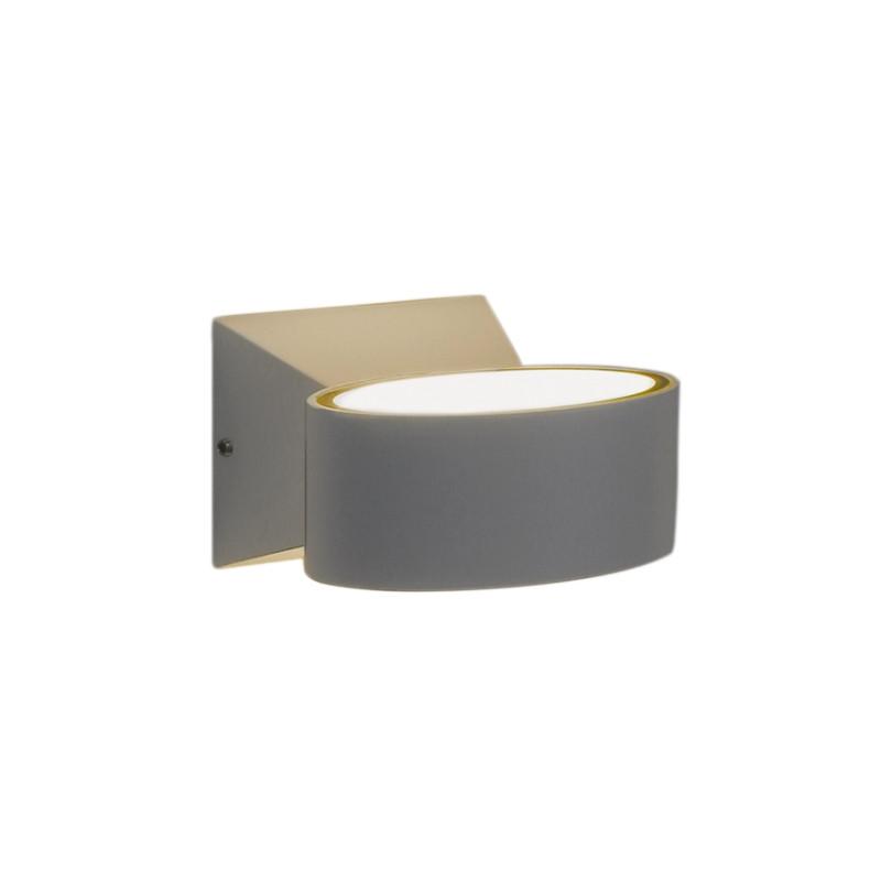 Elektrostandard 1549 Techno LED Blink серый elektrostandard лампа светодиодная elektrostandard свеча на ветру сdw led d 6w 3300k e14 4690389085505