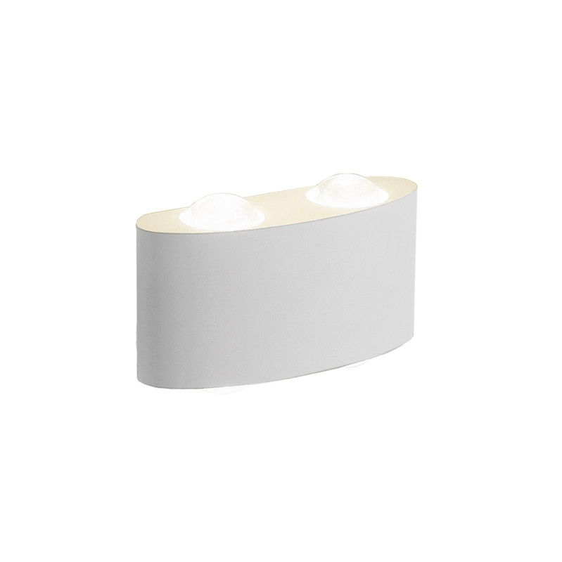 Elektrostandard 1555 TECHNO LED TWINKY DOUBLE белый elektrostandard 1518 techno led blade белый