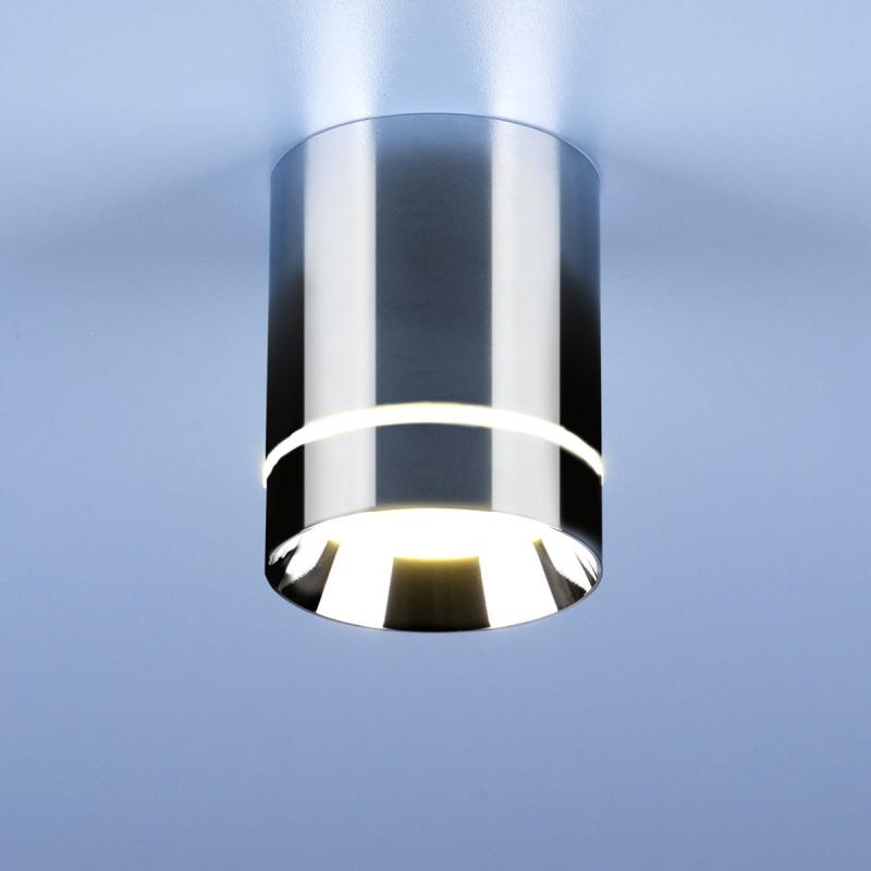 Elektrostandard DLR021 9W 4200K хром elektrostandard dlr021 9w 4200k хром
