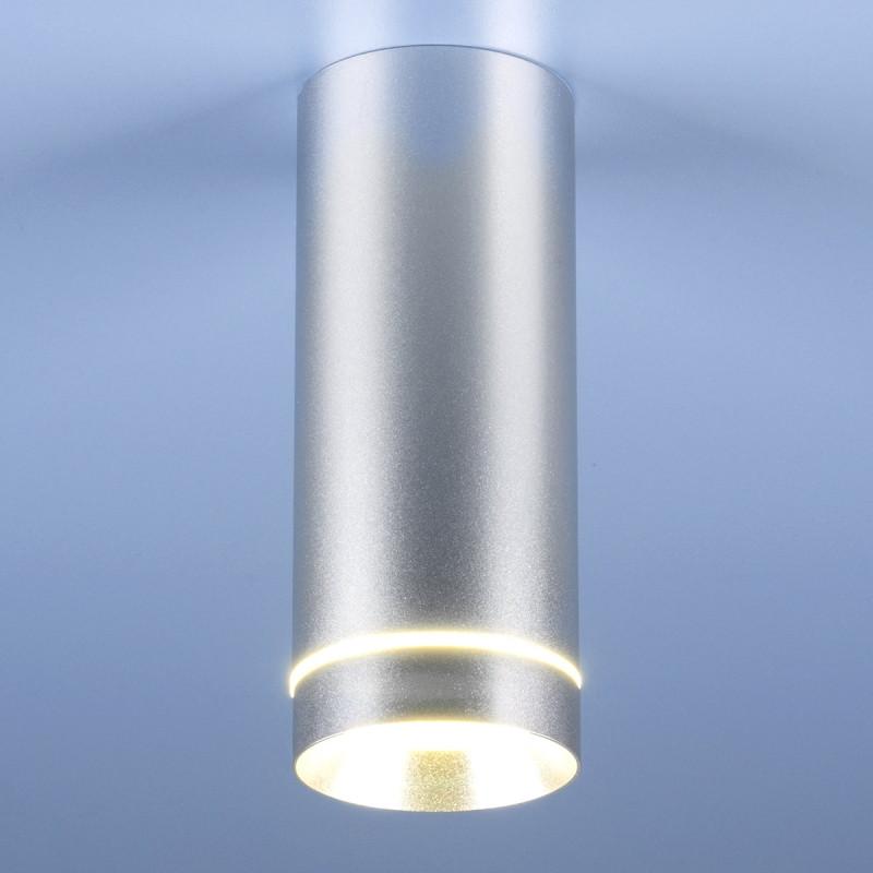 Elektrostandard DLR022 12W 4200K хром матовый elektrostandard dlr021 9w 4200k хром
