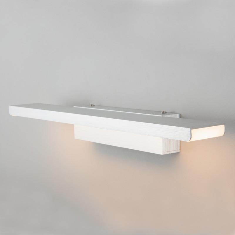 Фото Elektrostandard Sankara LED 16W IP20 серебряный. Купить с доставкой