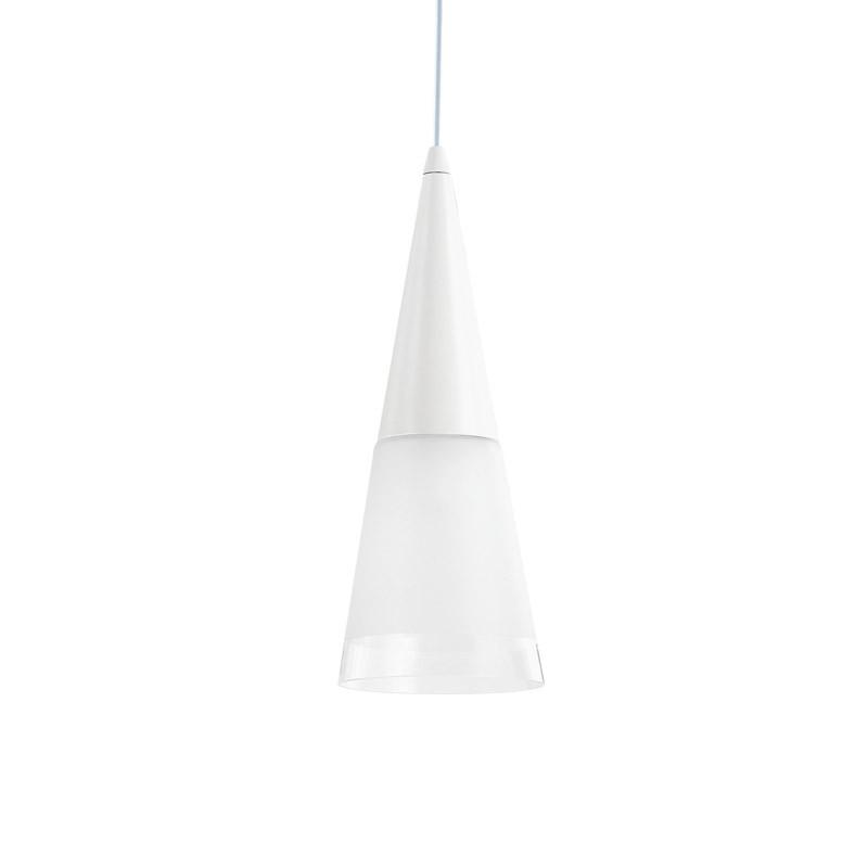 Ideal Lux Светильник подвесной CONO SP1 BIANCO