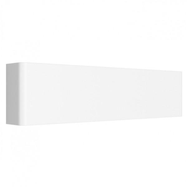 Lightstar 810516 Бра FIUME LED 10W 950LM Matt white 3000K (в комплекте), шт бра lightstar led 431023