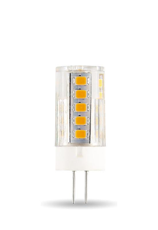 Gauss Лампа Gauss LED G4 12V 4W 4100K керамика 1/10/200 галогеновая лампа h1 12 v 55 w всепогодная 4 сезона vettler