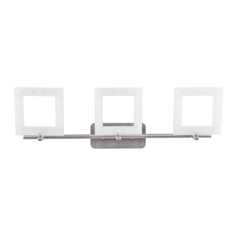 IDLamp Спот настенный Piazza 106/3A-LEDWhitechrome idlamp спот idlamp bianca 390 3a ledwhitechrome