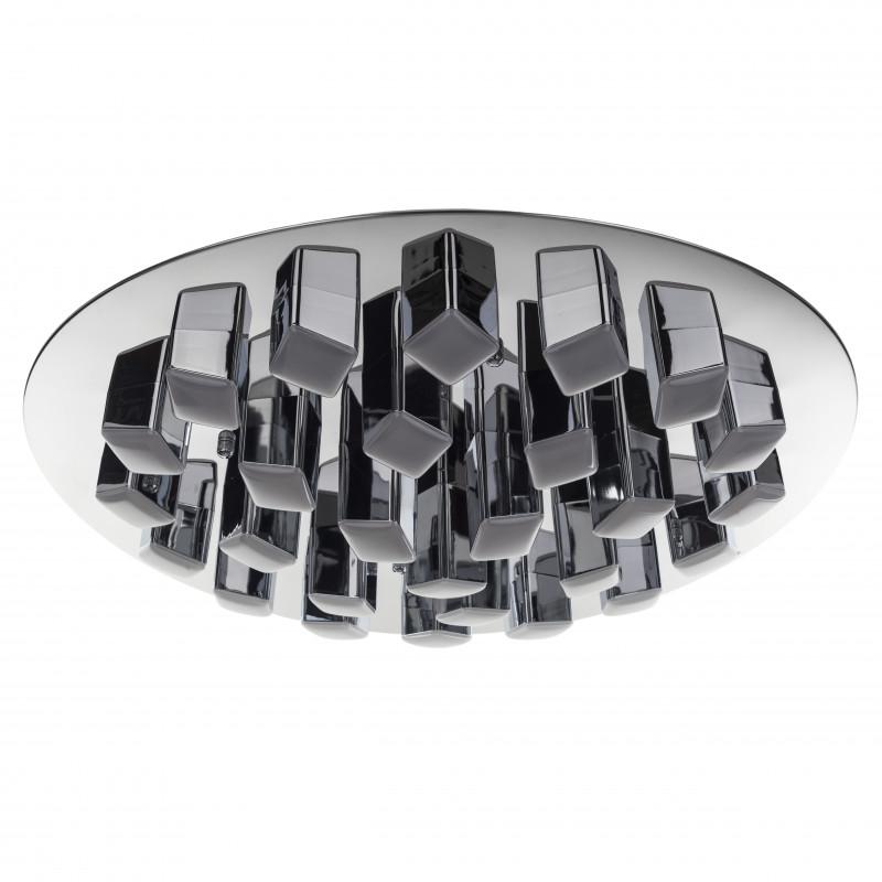 IDLamp Светильник потолочный Colosseo 306/27PF-LEDChrome 51001 1w светильник villaggio colosseo