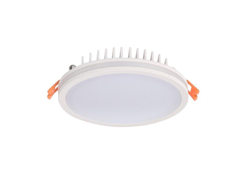 Фото Donolux Donolux Cветильник светодиодный, встраиваемый, 20Вт,500мА, 3000К, 1300Лм, Ra>90, IP44, 110°, AC 220-. Купить с доставкой