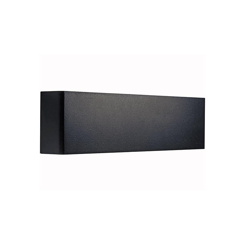 Lightstar 810517 Бра FIUME LED 10W 950LM Matt black 3000K (в комплекте), шт бра lightstar led 431023